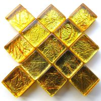 B2332 Mini Gold Foil