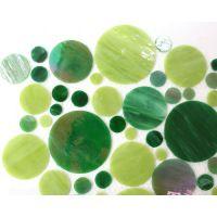 Green Salad Circles