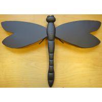 Medium Dragonfly 50cm: Metal