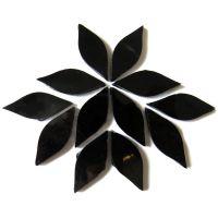 Small Petals: MG26 Pure Black